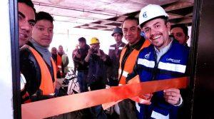 Grupo Eco y Construyendo y Creciendo inauguran aula en Manigua