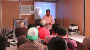 Inicia curso de electricidad en aula Palenque, de Fonatur