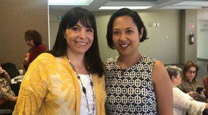 Reunión con la Federación Femenina de la Comunidad Judía