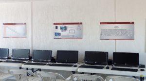 ¡Todo listo en el aula Grupo Solido!