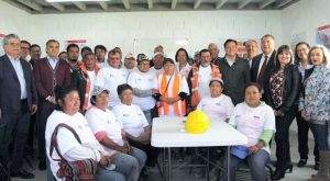 Inauguramos aula en Tecámac, gracias a Inmobiliaria Vinte