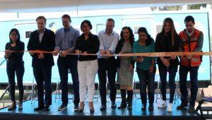 Inauguramos aula móvil en Iztapalapa gracias a AT&T