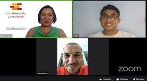 Construyendo y Creciendo celebró graduación virtual