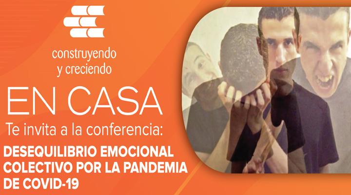 Te invitamos a la #ConferenciaConCausa