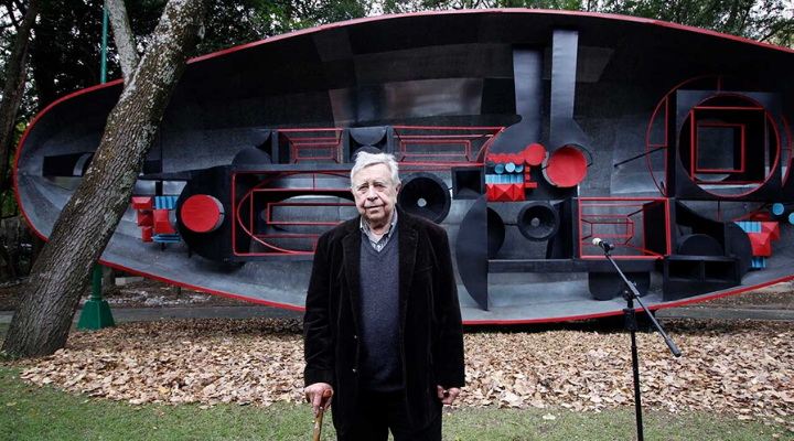 Historia de un gran artista, Manuel Felguérez Barra.