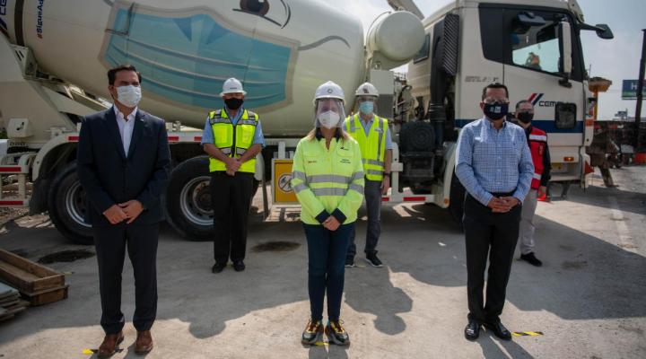 CMIC, CEMEX y CyC, juntos por la salud de los trabajadores de la construcción